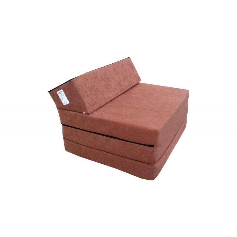 Folding mattress 198x80x10 cm - 1333