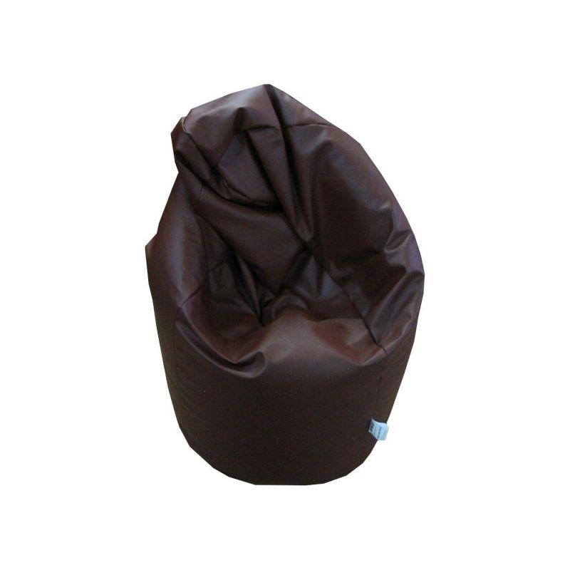 Pufa Relax POINT - Pomarańczowy