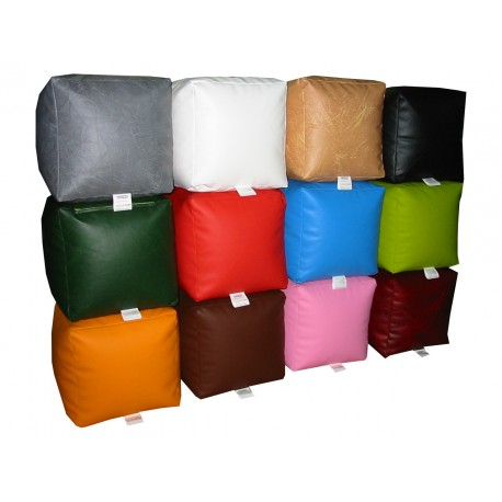 Beanbag Chair Cover Little Point - Pink