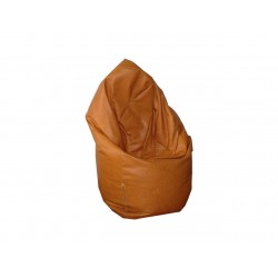 Beanbag Chair Cover Medium Point - Dark yellow