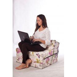 Folding mattress 200x70x10 cm - 0001