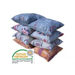 Decorative pillows 40x80 cm- GLORY