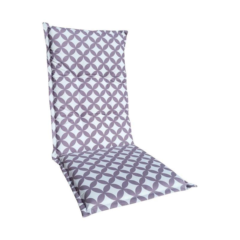 Back part of Pallet Cushion light green
