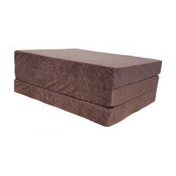 Folding mattress 195x65x8 cm -1000