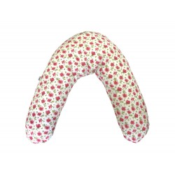 Pregnancy pillow / Maternity pillow- 008-with HCS hollow fibre filling