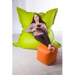 Beanbag Chair Medium Point - Dark yellow