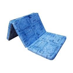 Travel cot mattress 120 x 60 cm - 009