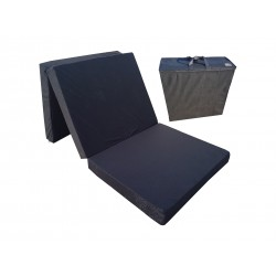 Folding mattress 180x80x10 cm with cover bag- 0001