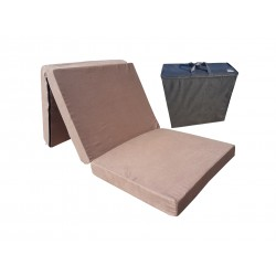Folding mattress 180x80x10 cm with cover bag- 2019