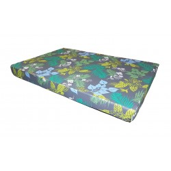 Pallet cushion mattress 120 x 80 x 10 cm Style
