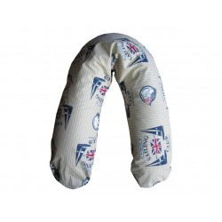 Pregnancy pillow / Maternity pillow- 003-with EPS Microfibre filling